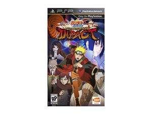 Newegg   Naruto Shippuden: Ultimate Ninja Impact PSP Game namco