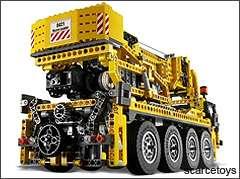 LEGO TECHNIC 8421 HUGE MOBILE CRANE TRUCK TOWER NEW RARE