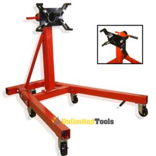Heavy Duty Truck Motor Hoist Pro Automotive Shop Jack Roll