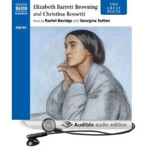 Elizabeth Barrett Browning, Christina Rossetti, Rachel Bavidge Books