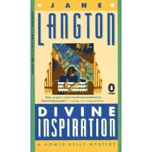 Divine Inspiration A Homer Kelly Mystery [Paperback
