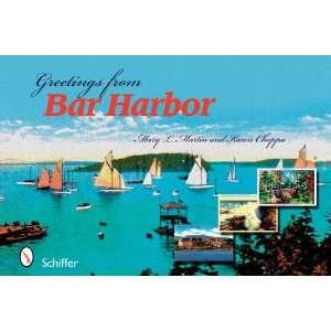 from Bar Harbor (9780764329753) Mary L. Martin, Karen Choppa Books