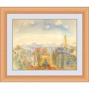 La Baie De Nice by Raoul Dufy   Framed Artwork