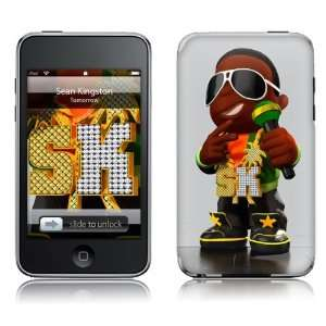 2nd 3rd Gen  Sean Kingston  Character Skin: MP3 Players & Accessories