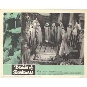 William Sylvester)(Hubert Noël)(Diana Decker)(Tracy Reed)(Carole Gray