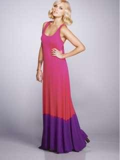 Fearne Cotton Jersey Dip Dye Maxi Dress Very.co.uk