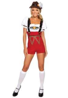 Beer Stein Babe Costume   Sexy German Beer Girl Costumes