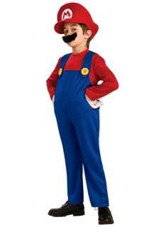 Home Theme Halloween Costumes 70s / 80s Costumes Mario & Luigi