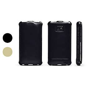 US$ 22.99   Genuine ROCK Flip True Leather Case for Samsung Galaxy S2
