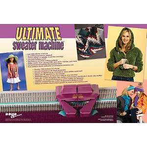 Crafts & Sewing Knitting Knitting Machines