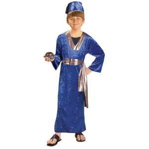 Blue Wiseman Child Costume, 70119