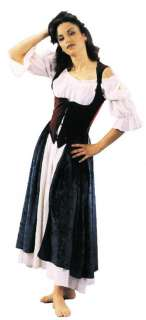 Esmeralda Village Wench Adult Costume   Adult Costumes