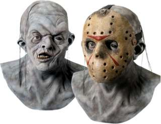 costumes in shopping cart deluxe jason mask