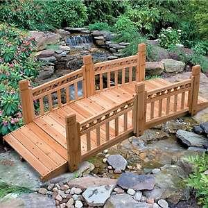 26 awesome garden bridges plans
