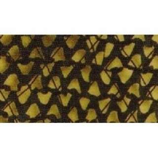 10 Black and Orange Camo Crazy Net   CAMO NET 8 X 10 FT Black