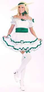 Adult Sexy Southern Belle Costume   Sexy Halloween Costumes