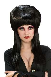 Adult Elvira Deluxe Wig   Elvira Costume Wigs   15RU51733
