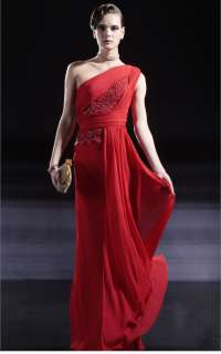 NEW Gorgeous Red Long Evening Gowns/Wedding Dresses #5663371