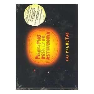 Basicos De La Astronomia (Cd + Dvd + Book) LOS PLANETAS Music