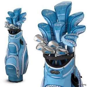 A7OS 12 Piece Set With Cart Bag and Headcovers