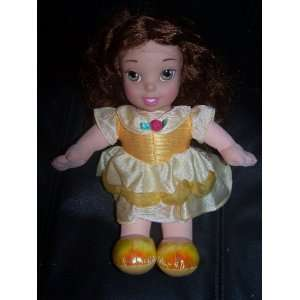 Fisher Price Disney Princess Little Belle Doll 11