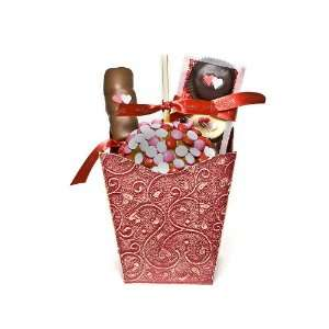 Caramel Apple Valentines Day Gift Pack  Grocery & Gourmet