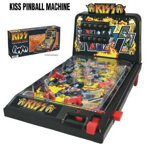 KISS Pinball Machine   Classic Original Rock Band Arcade Game Piece