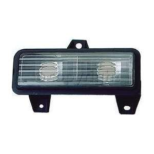 PARKING LIGHT chevy chevrolet SUBURBAN 89 91 gmc VAN FULL SIZE