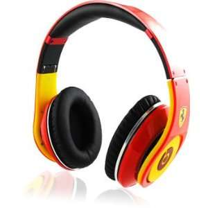 new Beats Dr Dre Studio Ferrari Limited Edition Headphones
