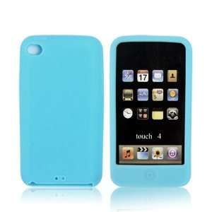 Cover Keyboard Silicone Case Cover for Apple iPod Touch 4