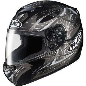 Storm Mens CS R2 Sports Bike Racing Motorcycle Helmet   MC 5 / Small