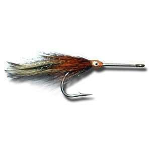 Big Eye Tarpon Fly   Furnace & Squirrel Fly Fishing Fly: