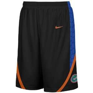 Nike Florida Gators Black Replica Basketball Shorts
