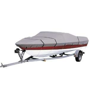 Classic Accessories Canvas Boat Cover (Model C)
