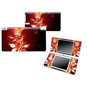 Game Skin Case Art Decal Cover Sticker Protector Accessories   Flame
