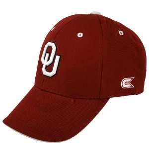 Oklahoma Sooners Crimson Youth Championship Hat