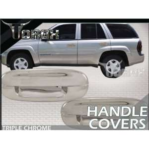 Buick Rainier Chrome Door Handle Covers Without Passenger Side Keyhole
