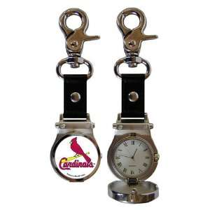 St. Louis Cardinals MLB Photodome Clip On Watch  Sports