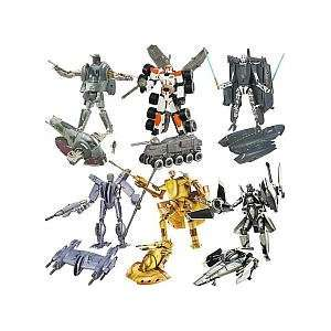 Star Wars Clone Wars Wave 6 Transformers  Toys & Games