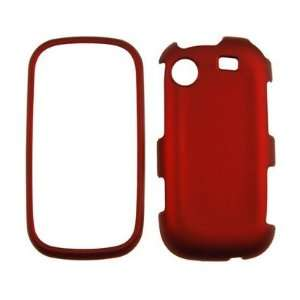 Phone Cover Case Red For Samsung Messager Touch Cell Phones