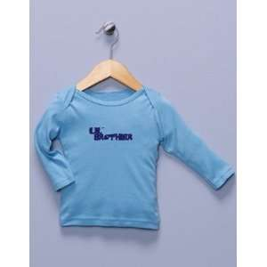 Lil Brother Blue Long Sleeve Shirt Baby