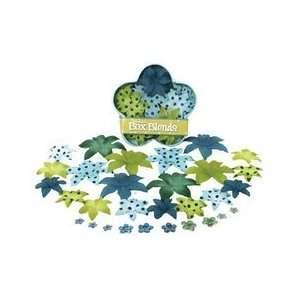 Dahlia Small Flower Box Blends Light Blue, Dark Blue