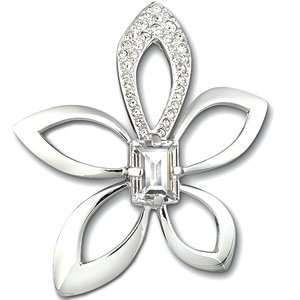 Swarovski Crystal Margherita Brooch Jewelry