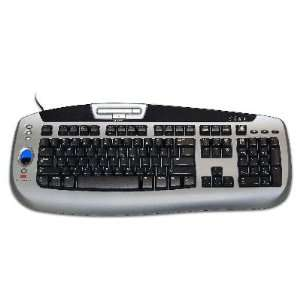 DIGITALPERSONA 4500 MODEL KEYBOARD W/ INTEGRATED OPTICAL FINGERPRINT