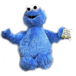 Sesame Street Large 18 Cookie Monster Plush Doll: Toys