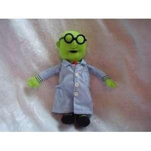 Sesame Street Muppets 8 Inch Plush Dr. Bunsen Bean Bag Doll Toys
