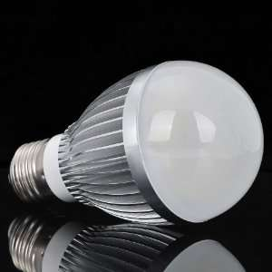 ATC High Tech 5W Warm White LED Light Bulb E27 standard household base