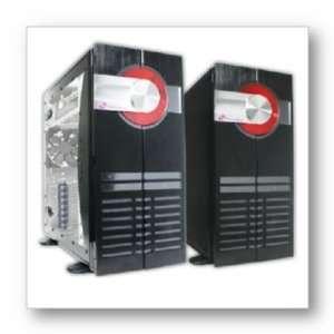 Alum. Eclipse Case Blck Window Electronics
