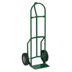 Two Wheel Hand Trucks   Green Enamel Finish, Each(sold