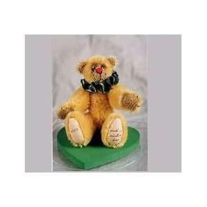 Collectible Handmade Miniature Bear Willie #794 Toys